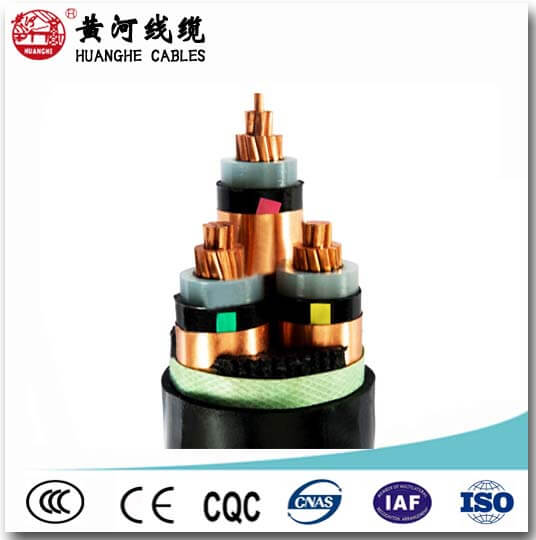 Unarmoured Electric Cable