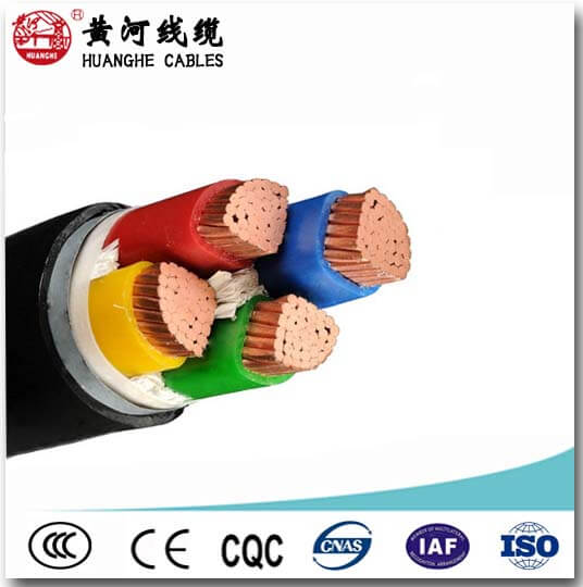 armoured power cable